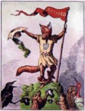 Animals and Witchcraft - Fox