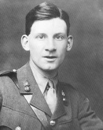 Siegfried Sassoon in uniform